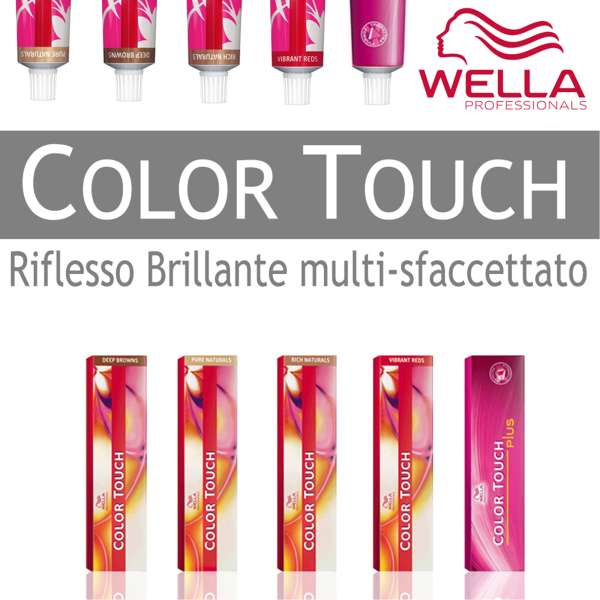 Color Touch Tintura - 60ml