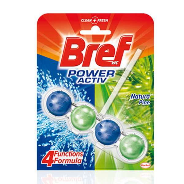 Bref WC Power Active 50gr - Natura
