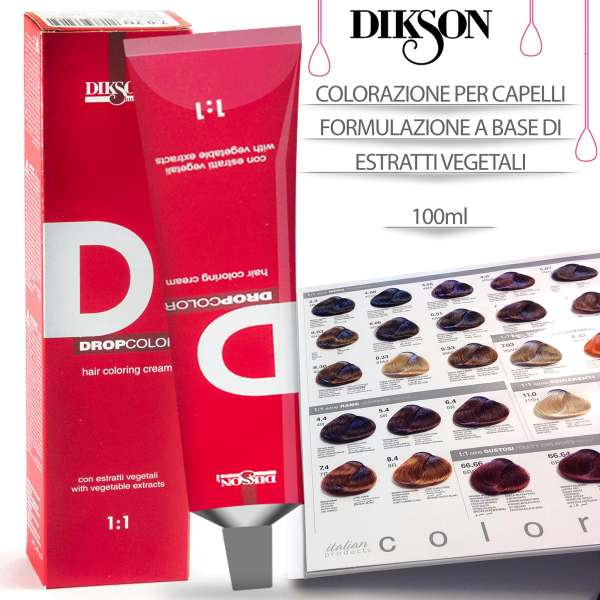 Dikson DropColor Crema Colorante - 100ml
