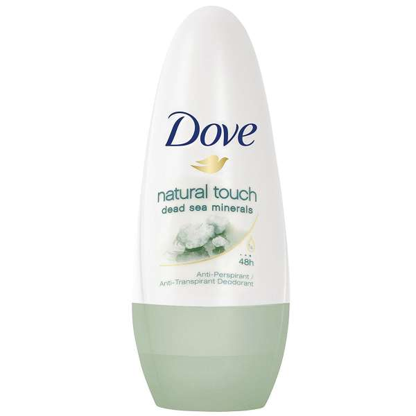 Dove Deodorante Roll-On Natural Touch - 50ml
