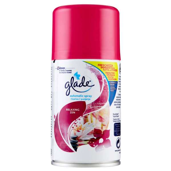 Glade Automatic Spray Ricarica 269ml - Relaxing Zen
