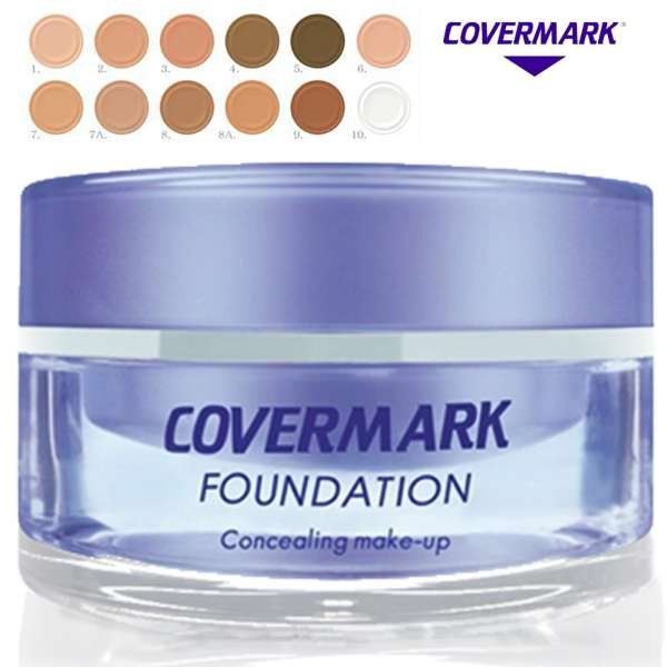 Covermark-Linea Camouflage-Foundation Vaso - 15ml