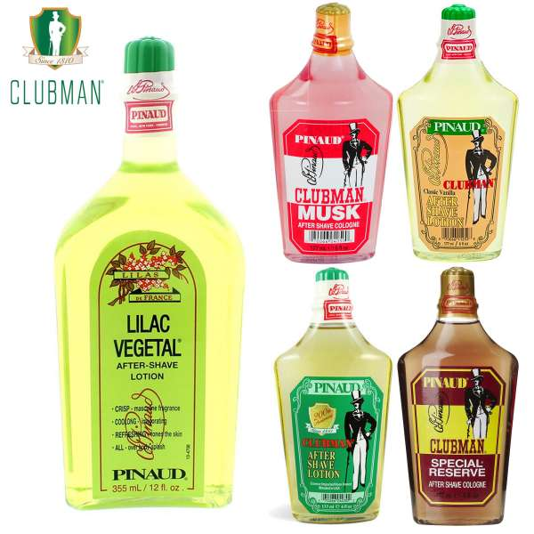 Clubman Pinaud After Shave Lotion - 177ml